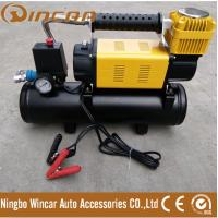 China 200L/Min 200psi 12V Portable Air Compressor 8L Air Tank From WINCAR wholesale