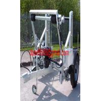 China cable trailer& cable drum table wholesale