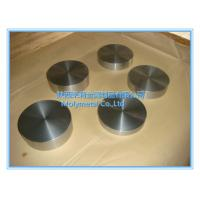 China best price molybdenum electrodes,mo round plate 99.95% mo target  from china factory wholesale