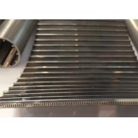 China Plain Weave SS Wedge Wire Screen Panels Stainless Steel For Iron , Coal , Mining Industry wholesale