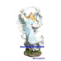 China Standing fairy,polyresin angel wholesale