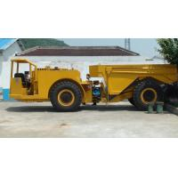 China RT-30 Ton Low Profile Dump Trucks For Underground Mining Application on sale