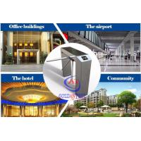 China Access Control Turnstile For Office Building / Hotel / Airport / Community wholesale