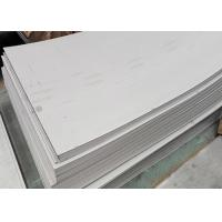 2B / BA / No.4 Finish Stainless Steel Sheets , 0.3 - 6mm Bright Annealed Stainless Steel Sheet