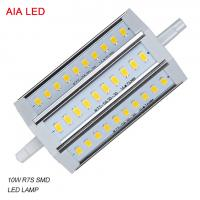 China LED-R7S-8036 AC85-265V IP20 10W SMD 5630 dimmable driver R7S LED Lamp/ LED bulb for IP65 waterproof led flood light wholesale