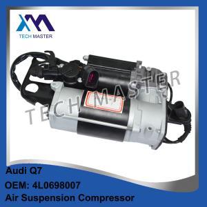 China For Audi Q7 Air Suspension Compressor 4L0698007 4L0698007A 4L0698007B on sale