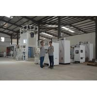 China Copper Bar Wire Rod Drawing Machine , Wire Drawing Plant Production Line wholesale