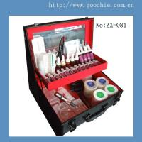 Quality Multifunctional Professional Tattoo & Permanent Makeup Kit (ZX-081) for sale