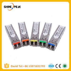 China 8 Channels Lgx Module CWDM-SFP-1570 SFP Module Optical Transceiver wholesale