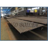 China Carbon Steel Membrane Water Wall Panels For Power Plant Boiler , ASME Standard wholesale