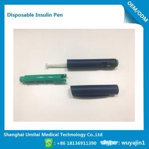 Disposable Insulin Cartridge Pen , Aspart Insulin Pen Easy Operation