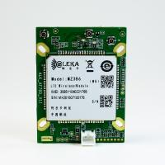 China Cellular 4G Wifi Module Bluetooth Data Transmission Madule Mini PCIE Module wholesale