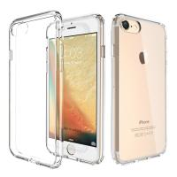 China Hybrid Shock Absorbing Clear TPU Back Panel Bumper Cell Phone Cases for iPhone 7 on sale