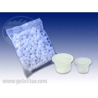 Quality Tattoo Ink Caps-white for sale