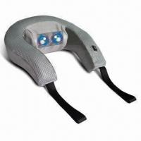 China Professional Kneading Neck Massager, Relieves Fatigue, Pain, and Aching of Neck Area wholesale