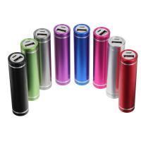 China Colorful 2600mAh USB Power Bank External Battery Charger For iPhone 5 4 4S 3GS 3G For Samsung i9300 For HTC For Nokia on sale