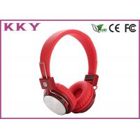 China Bluetooth Music Headphones for Internet Telephony and Multimedia - Trouble Free Communication wholesale