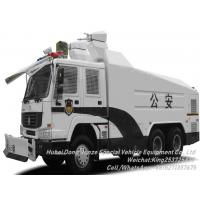 Ant-Riot Control Water Canon truck