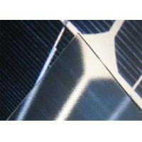 China Fully Tempered Low Iron Solar Glass Size Customized For Solar Water Heater wholesale