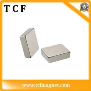 China Block Permanent neodymium Magnet wholesale
