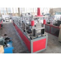 China Customized Gutter Roll Forming Machine Guide Pillar G550 Material wholesale