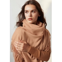 China multiple use anti-emf scarf silver fiber fabric lining three colors to choose wholesale