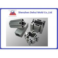 China Round / Square / U Shape Aluminum Extrusion Profiles Elegant Aluminum Clad on sale