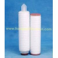 Buy cheap Membrane Pleated Filter Cartridges, Pleated Filters, Membrane Cartridges, from wholesalers