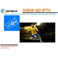 China the most popular sports and cinema greek vip channels Iview hd iptv 1 year subscription wholesale