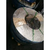 China Inconel Alloy Stainless Steel Coils , Inconel 625 Strip Bright Annealed 0.38*205mm wholesale