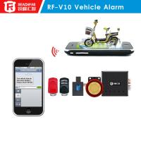 China E-bike anti theft alarm gps tracker with free APP website software  RF-V12+ wholesale