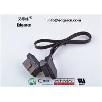 China Velhcle Wire Harness Obd Diagnostic Cable J1962 With 16 Pin Injection Plug wholesale