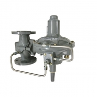 China Fisher 299H series pressure reducing regulators match with control valve and posotioner wholesale