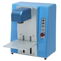 Buy cheap 20W Metal and Plastic Engraving System Fiber Laser Marking Machine from wholesalers