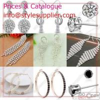 China Fashion Earrings, Stud Earrings, Chandelier Earrings, Charm Earrings Ect wholesale