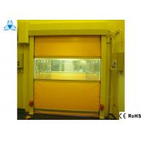 China Cargo Air Shower Cleanroom With Automatic Shutter Door wholesale
