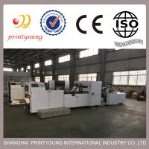 China Automatic V Shape Bottom Bag Making Machine Applique  V Shape Food Bag Making Machine For Bread wholesale