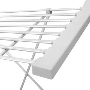 Quality 8 Bars Pratical Folding aluminium alloy Electric Clothes Warmer for sale