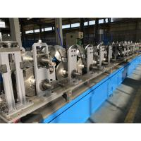 China 16 Stations Track Cutting Top Hat Roll Forming Equipment with Cooling System Fast Speed wholesale