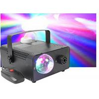 Quality Mini 400w 2 in 1 Stage Fog Machine / Stage Smoke Machine With Crystal Ball Light for sale