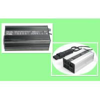 China 24V 10A Smart Battery Charger For LiFePO4 Li-ion Lithium Battery 2 Years Warranty on sale