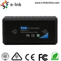 China 10 / 100M POE Power Over Ethernet Extender Support Cascade For Long Range POE Solution wholesale