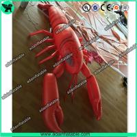 China 3.6m Inflatable Lobster, Inflatable Lobster Model,Inflatable Lobster Replica wholesale