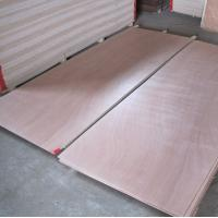 China Natural Wood Veneer Door Skins 610 - 1050mm Width For Interior Door Leaf wholesale