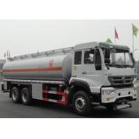 China 20000 Liter crude oil Tank Truck Trailer 20cbm used oil tankers truck for sale wholesale