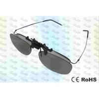 China Anti-scratch Circular polarized 3D Video Eyewear glasses  wholesale