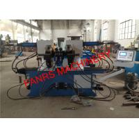 Buy cheap PLC control system Hydraulic CNC Pipe Bending Machine with 0.5 - 0.7MPa Air Pressure from wholesalers