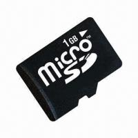 China 1 to 32GB microSD Card with 15Mbps High Reading Speed, Customized Logos and Packaging Ways Accepted wholesale