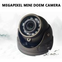 China Megapixel Vehicle Mounted Audio Night Vision Dome Car Camera wholesale