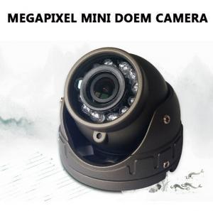 China Megapixel Vehicle Mounted Audio Night Vision Dome Car Camera wholesale